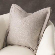 Olmo Pillow-Silver Print