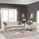 Engage Armchair and Sofa Set of 2 in Beige Product Image