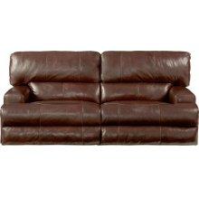 Wembly Power Headrest Power Lay Flat Reclining Sofa