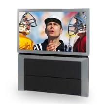 "46"" Diagonal Projection Television"
