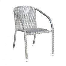 Santorini Stackable Armchair