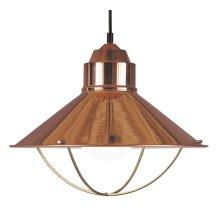 Harbour - 1 Light Pendant
