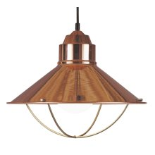 Harbour - 1 Light Pendant