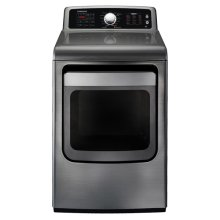 7.4 cu. ft. Capacity Electric Top Loading Steam Dryer