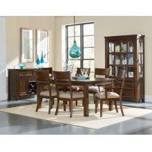 Standard Furniture 14300 Cameron Rectangular table Aztec Houston Texas