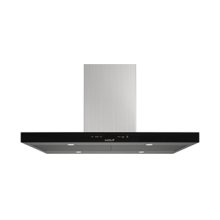 "42"" Cooktop Island Hood - Black"