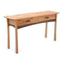 Hampton Heath 2 Drawer Sofa Table