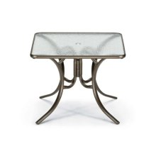 """36"""" Square Dining Table w/ hole"""