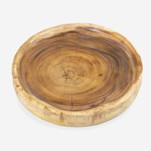 Linkwood Teak Charger Tray - Small