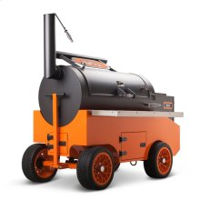 The CIMARRON s Pellet Competition Smoker
