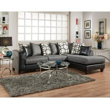 4124-13L RSF LOVE/CHAISE