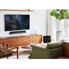 The mountable soundbar for TV, movies, music, and more.