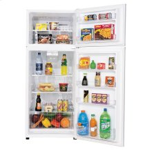 Frost-Free Apartment-Size Refrigerator and Freezer