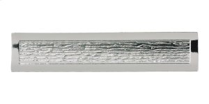 Primitive Pull 3 Inch (c-c) - Polished Chrome Product Image