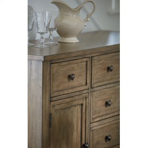 Brown Sideboard