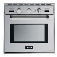 "Stainless Steel 24"" Gas Wall Oven"