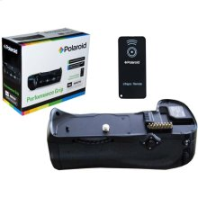 Polaroid Wireless Performance Battery Grip For Nikon D300, D700, D300s Digital Slr Cameras (PL-GR18D300)
