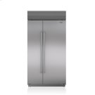 """42"""" Classic Side-by-Side Refrigerator/Freezer Product Image"""