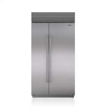 "42"" Classic Side-by-Side Refrigerator/Freezer"