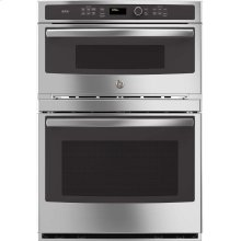 GE Profile™ 30 in. Combination Double Wall Oven with Convection and Advantium® Technology