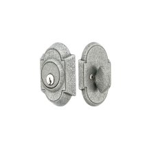 #1 Wrought Steel Deadbolt