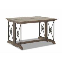 WP-5036-825  Gate Leg Table  Two Size  Expandable
