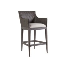 Dark Brown Cadence Barstool