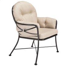 Club Dining Arm Chair