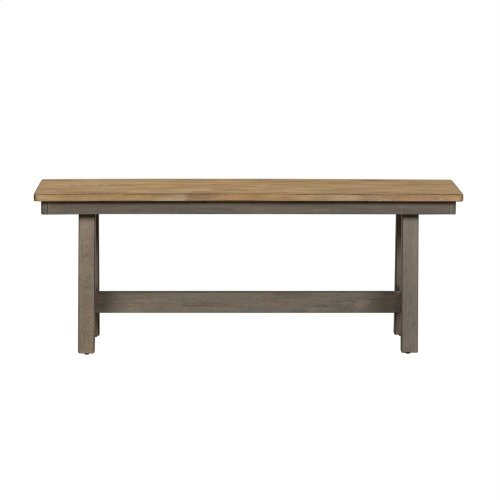 Backless Bench (RTA)