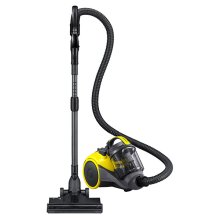 VC4000 Bagless Canister Vacuum (Pop Yellow)