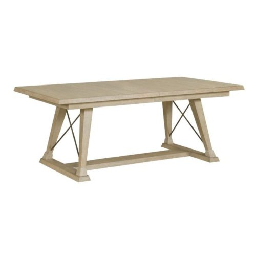 Clayton Dining Table-complete