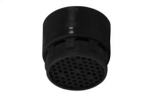 Aerator - reduces water flow from 2.2 to 1.8 gpm Product Image