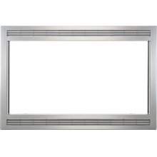 Frigidaire Grey/Stainless 27'' Microwave Trim Kit