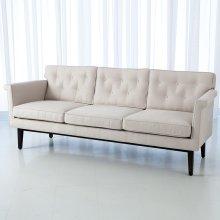 Emerywood Sofa-Suede-Arctic