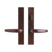 "Metro Multi-Point Patio Set - 1 3/4"" x 11"" Silicon Bronze Brushed"