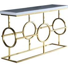 """Brooke Console Table - 52""""L x 15.5""""D x 30""""H"""