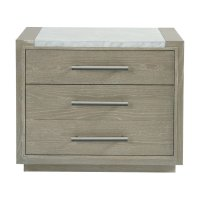 Nightstand with Stone Top Product Image