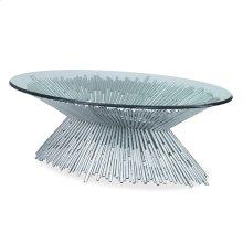 Pick Up Sticks Cocktail Table Base - Sil