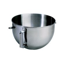 5-Qt. Bowl-Lift Polished Stainless Steel Bowl with Flat Handle - Other