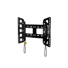 Plano 100 Medium Fixed TV Mount, Graphite Black