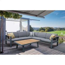 Nofi Outdoor Patio Sectional Set
