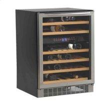 46 Bottle Dual Zone Wine Cooler