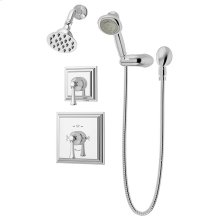 Symmons Canterbury® Shower/Hand Shower System - Polished Chrome