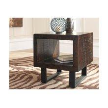 Parlone Rectangular End Table