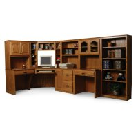 Classic Office Base Unit #12, Left Product Image