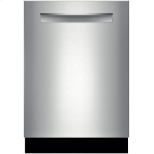 "24"" Flush Handle Dishwasher 800 Plus Series- Stainless steel"