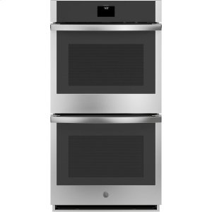 """GE® 27"""" Smart Built-In Convection Double Wall Oven Product Image"""