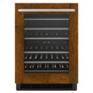 """Panel-Ready 24"""" Under Counter Wine Cellar Product Image"""