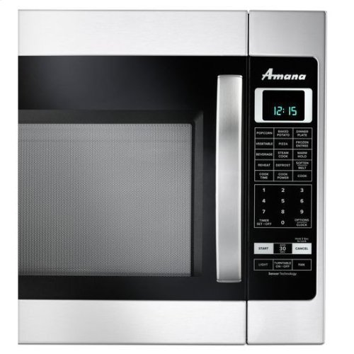 Amana Black Kitchen Package