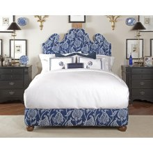 Queen Upholstered Bed Base